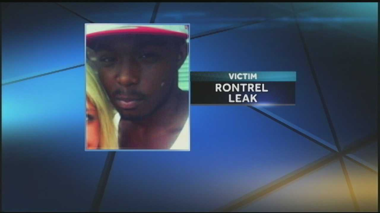 The search is on for a killer after a Louisville man was shot to death early Wednesday morning.