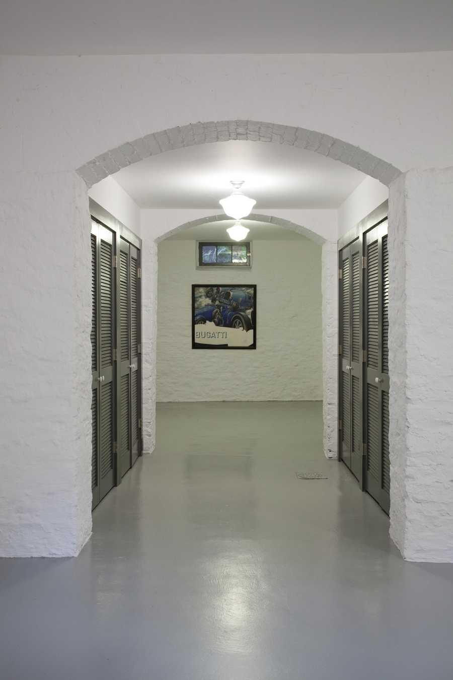 Basement, Storage