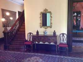 First Floor, Entrance Hall