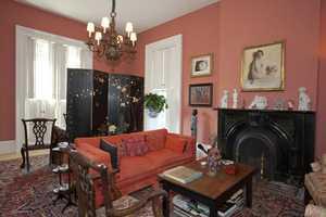 Second Floor, Guest Suite Sitting Room