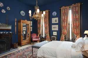 Second Floor, Guest Suite Bedroom