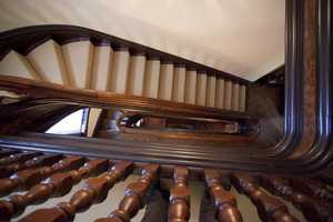 Third Floor, Staircase