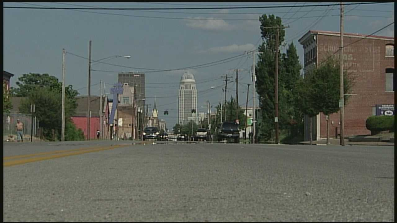 Louisville Metro Police are beefing up patrols in the most crime-ridden areas of the city, hoping to combat violence in the community.