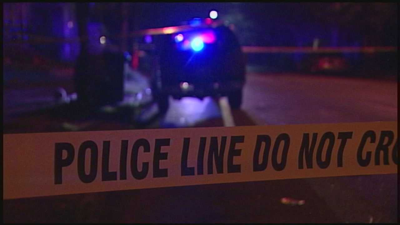 A child is among those wounded in a Saturday night shooting in the city's Shelby Park neighborhood.