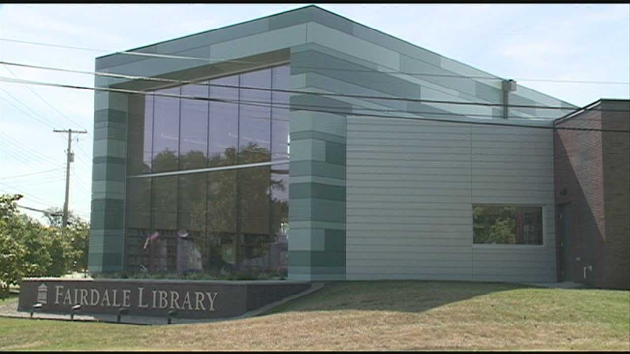 A Louisville library is being nationally recognized for going green.