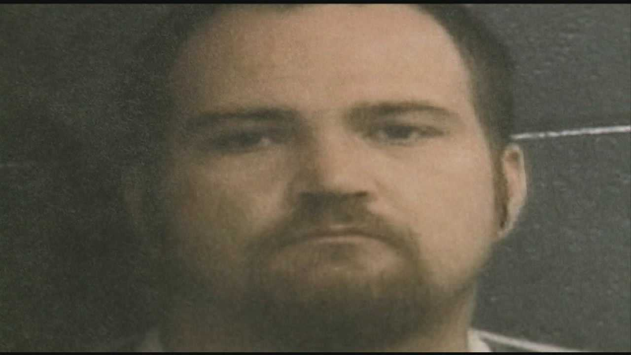 A Harrison County man has been accused of terrorizing children while he was babysitting.
