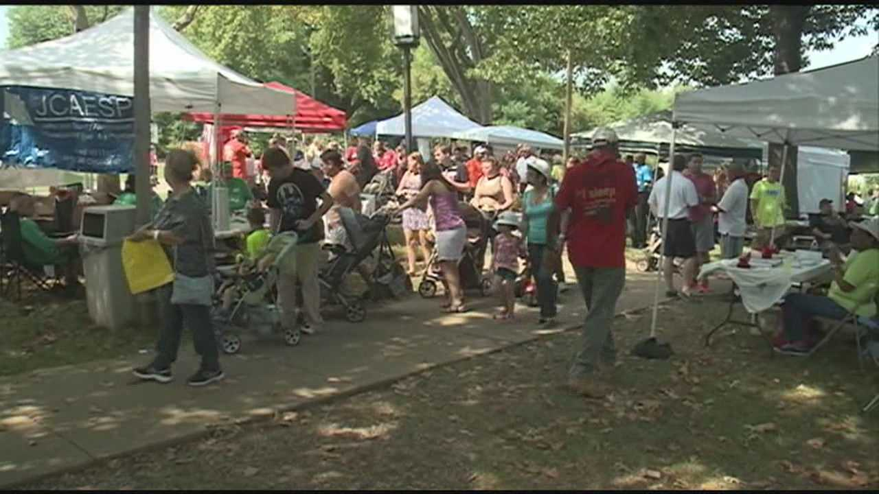Greater Louisville United Labor Picnic held at Louisville Zoo