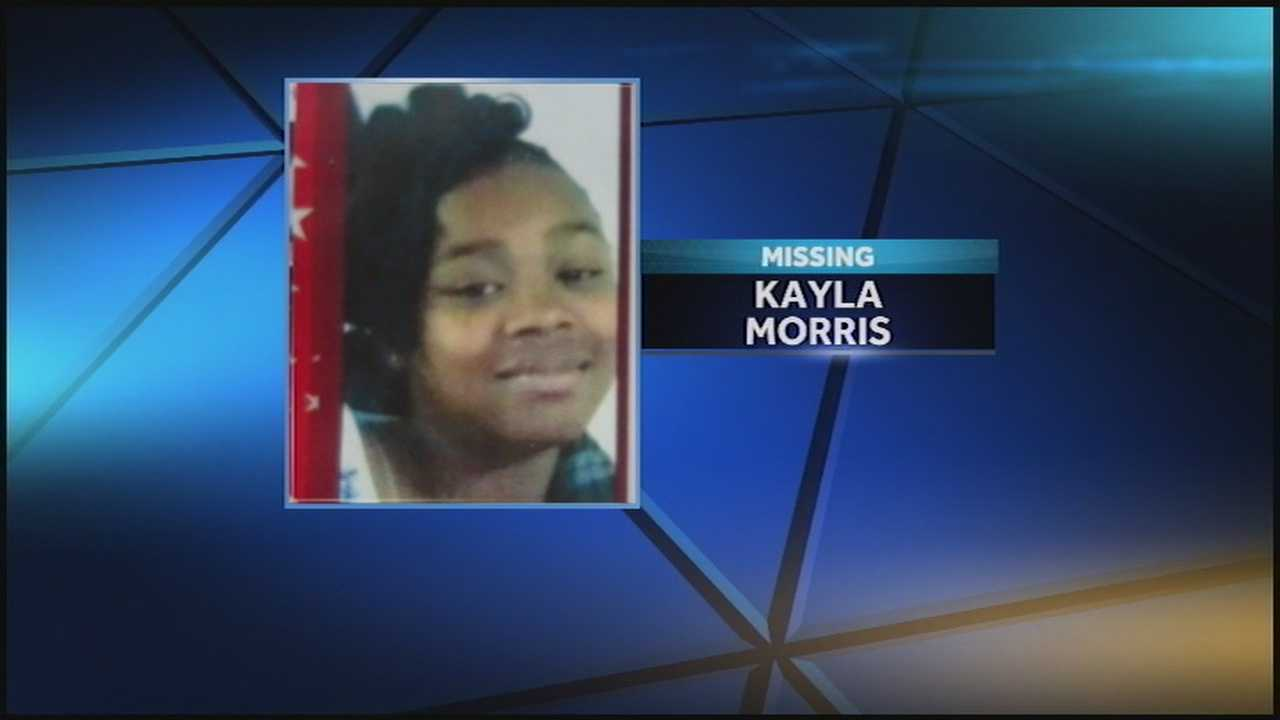A Louisville girl was last seen taking the bus to school last Friday.