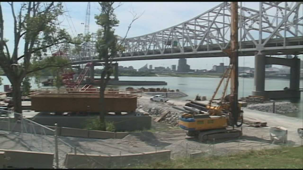 The Kentucky-Indiana tolling body held a public meeting Thursday morning to discuss toll rates for the Ohio River Bridges Project.