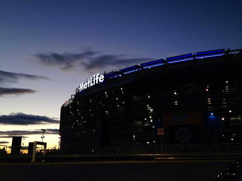 10. MetLife Stadium,East Rutherford, New Jersey