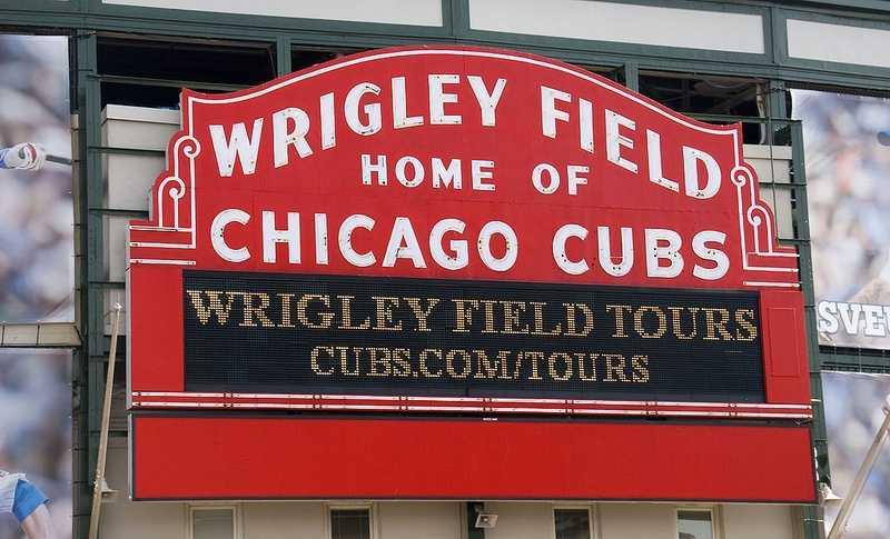 2. Wrigley Field, Chicago
