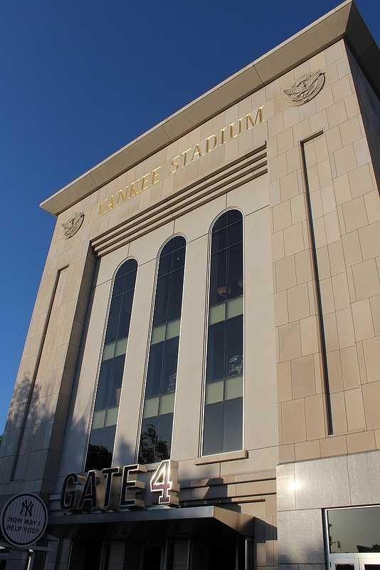 5. Yankee Stadium, New York