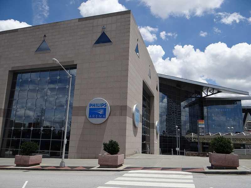 9. Philips Arena, Atlanta