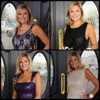Scroll through these photos to take a closer look at the options for Vicki Dortch's WLKY Bell Awards dress. Click here to vote on Vicki's dress option.