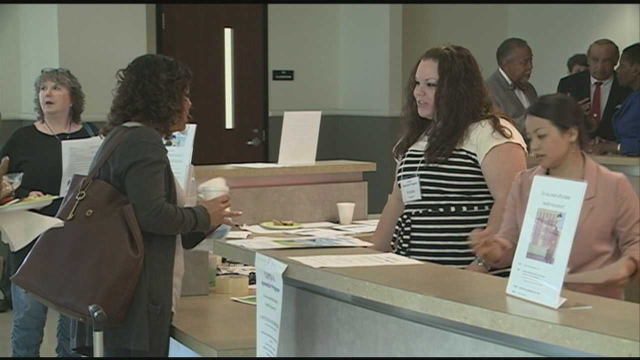 Starting Tuesday, hundreds of thousands of people across the area got access -- many for the first time -- to affordable health care.