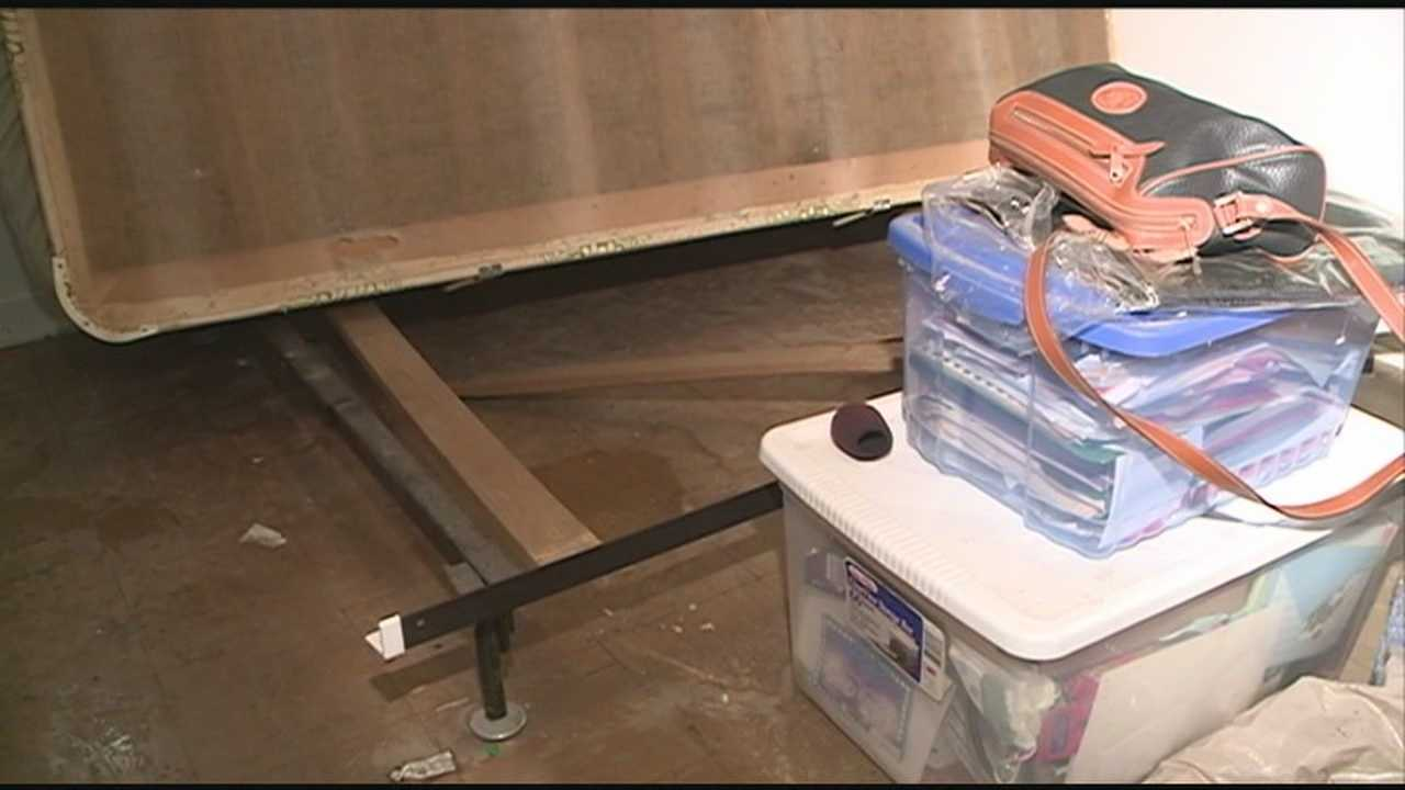 Louisville flooding cleanup