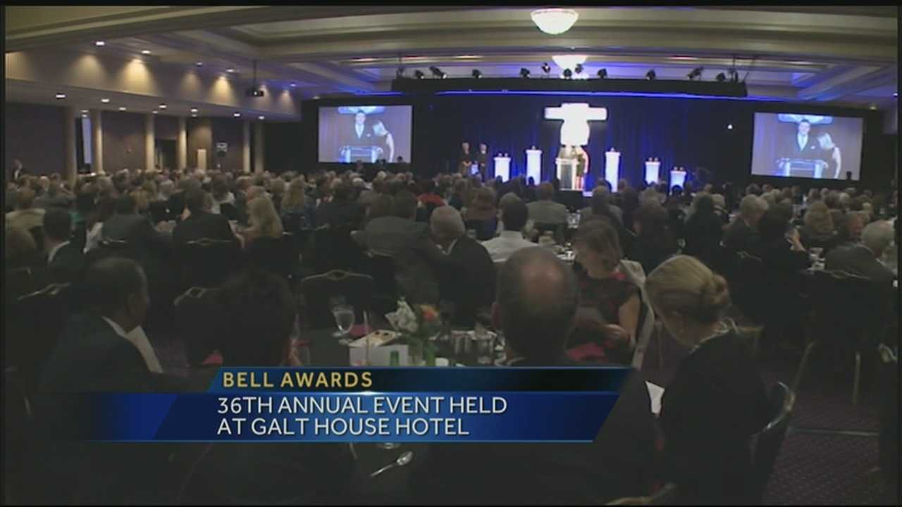 Volunteers honored at 36th annual Bell Awards