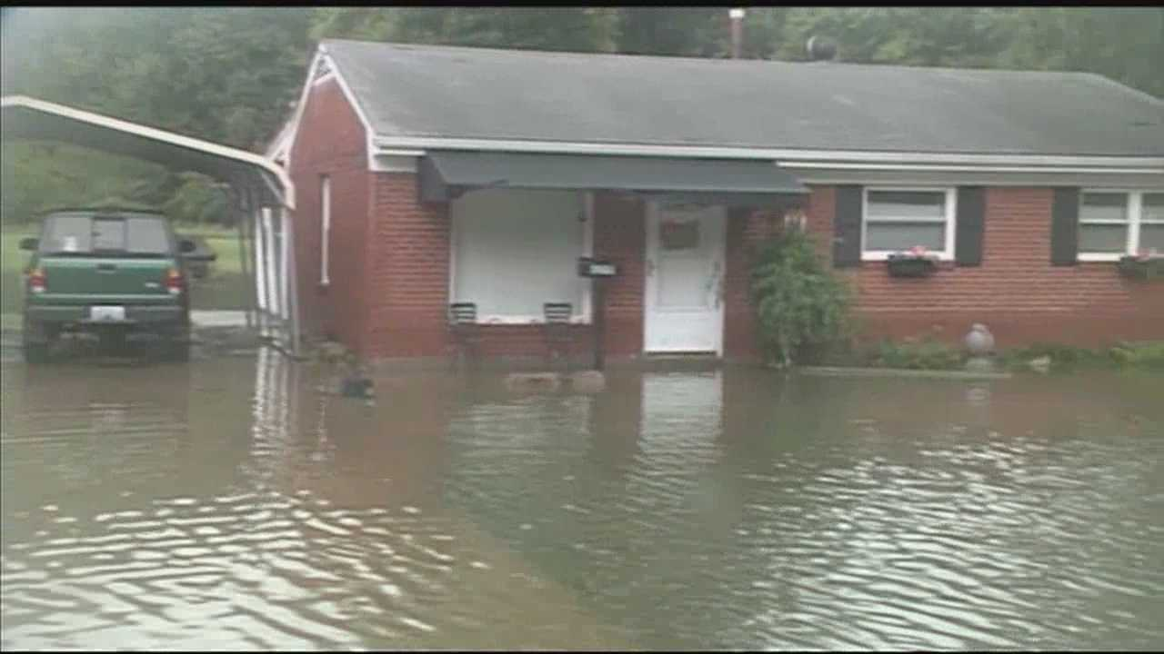 Residents say something needs to change after their homes flooded last weekend.