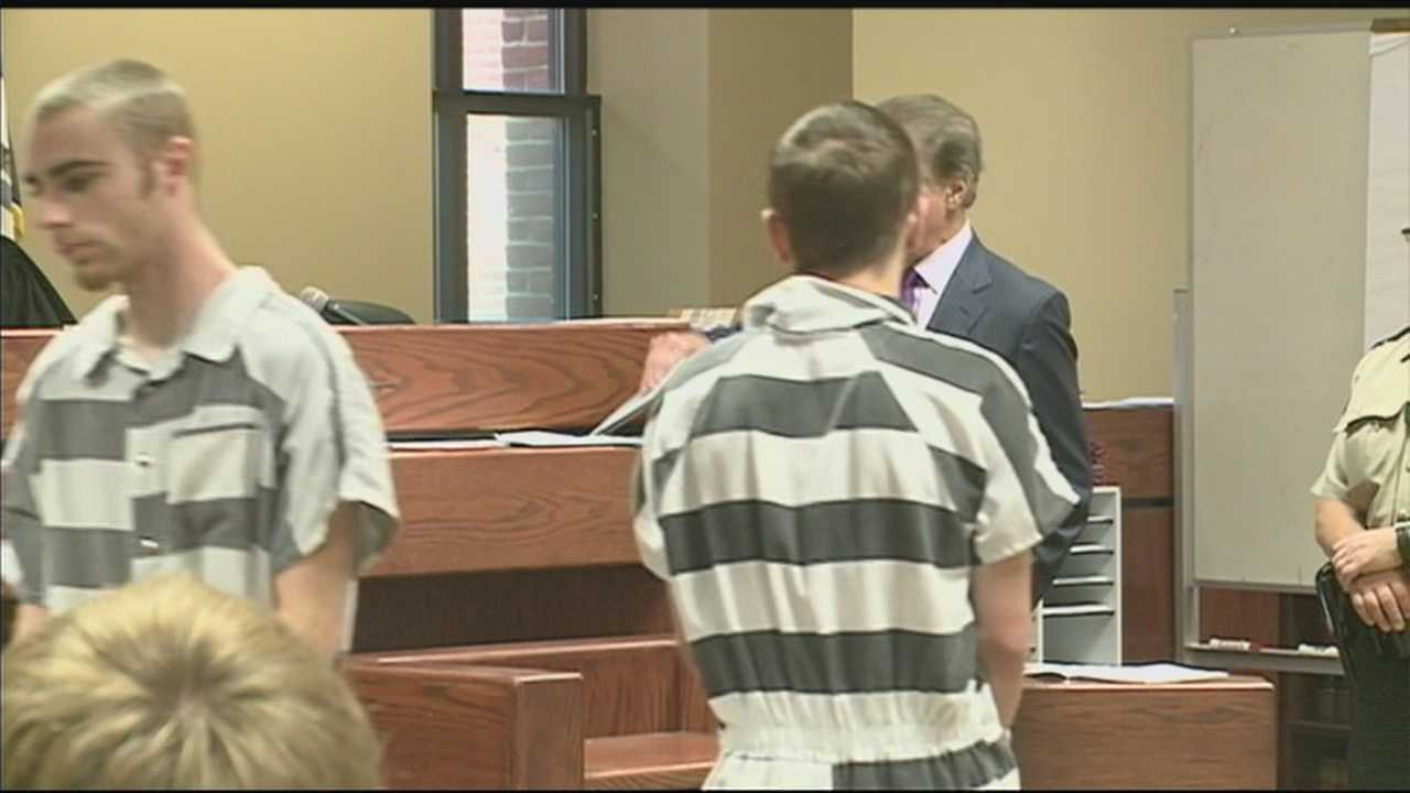 Suspected gang members appear in Oldham County court