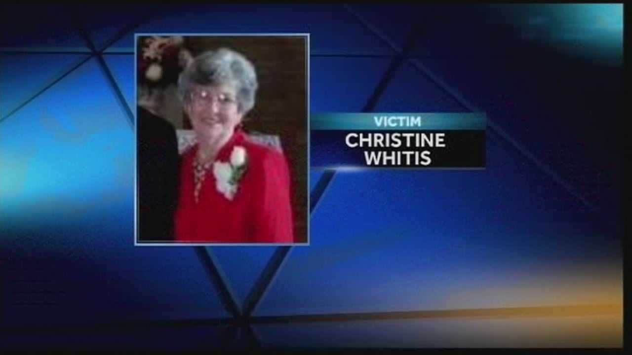 On the third day of William Clyde Gibson's trial, detectives showed sensitive and graphic photos of victim Christine Whitis' body and the crime scene around her.
