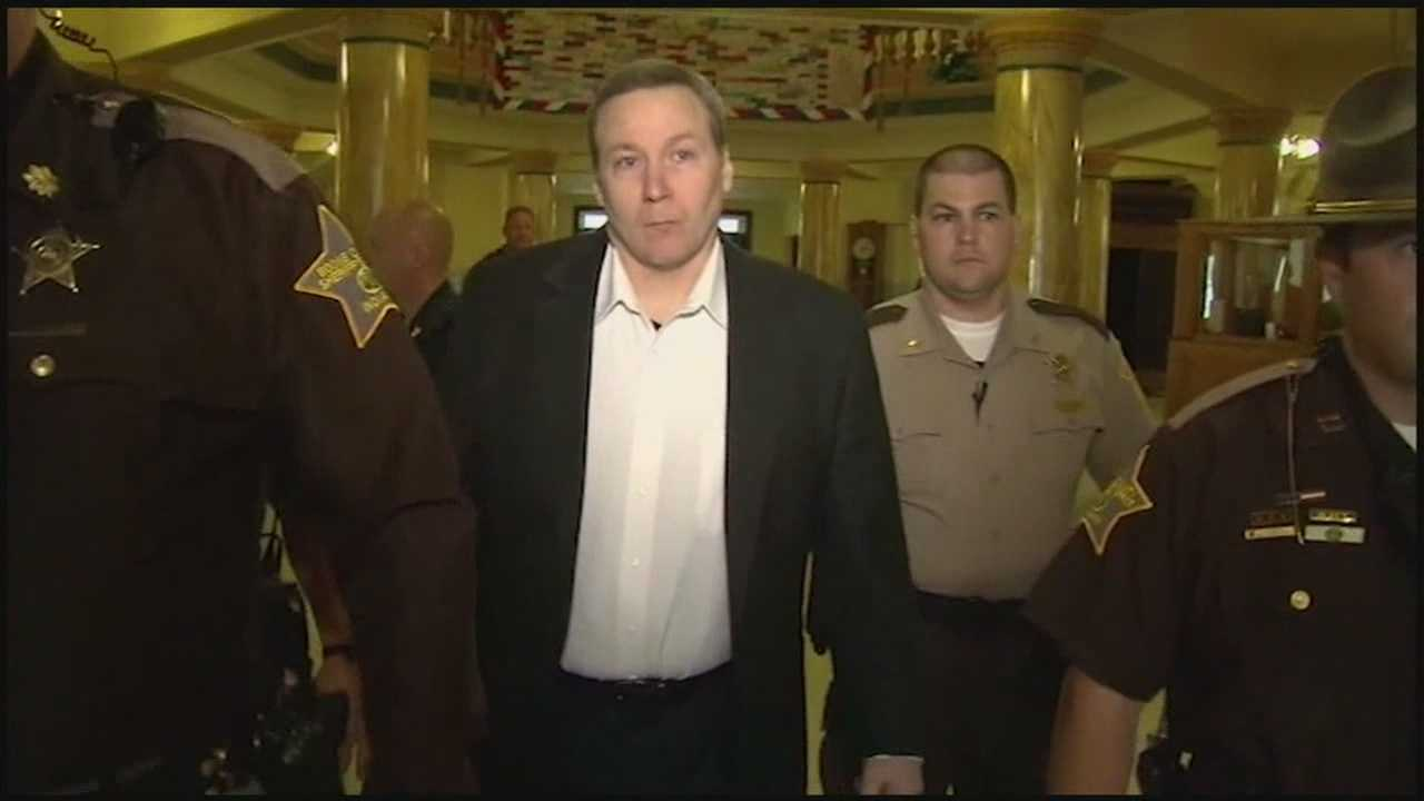 David Camm wrote an emotional letter thanking his supporters.