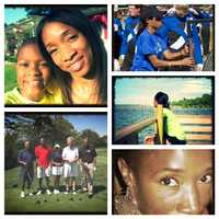 Louisville Urban League golf tournament and some shots of a band mom :)