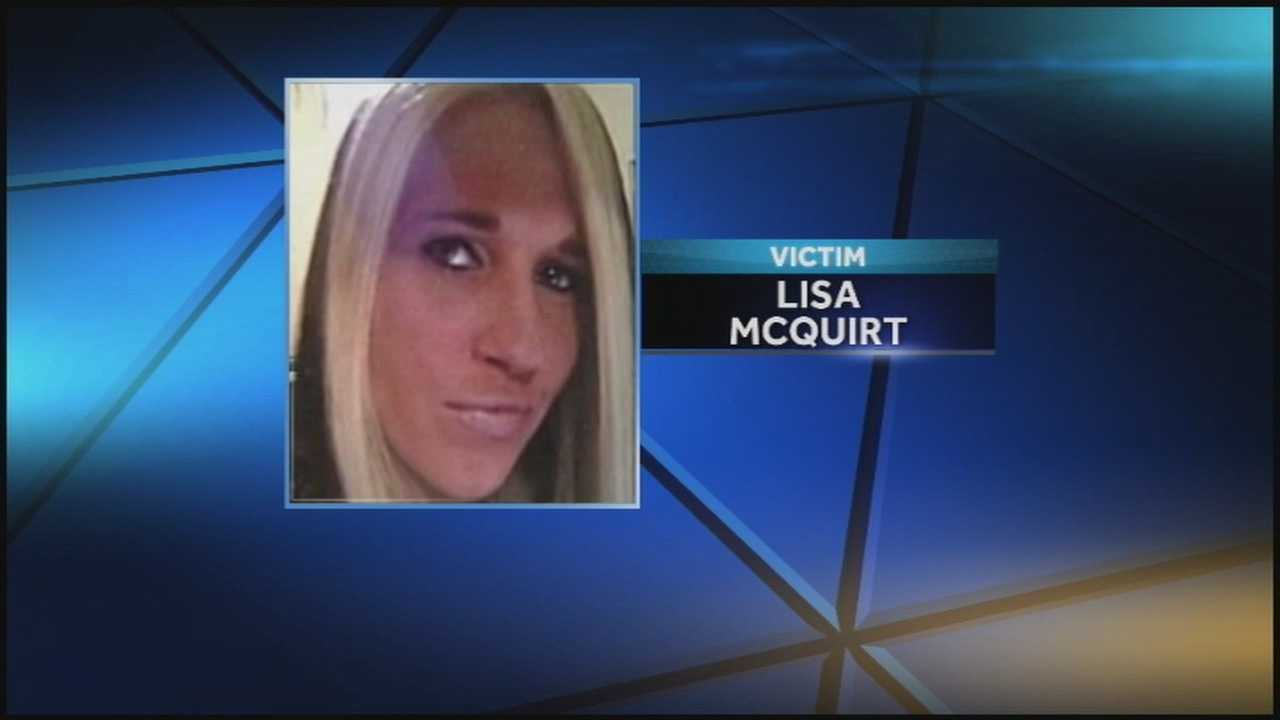 Boyfriend of woman killed inside Ind. home testifies in murder trial.