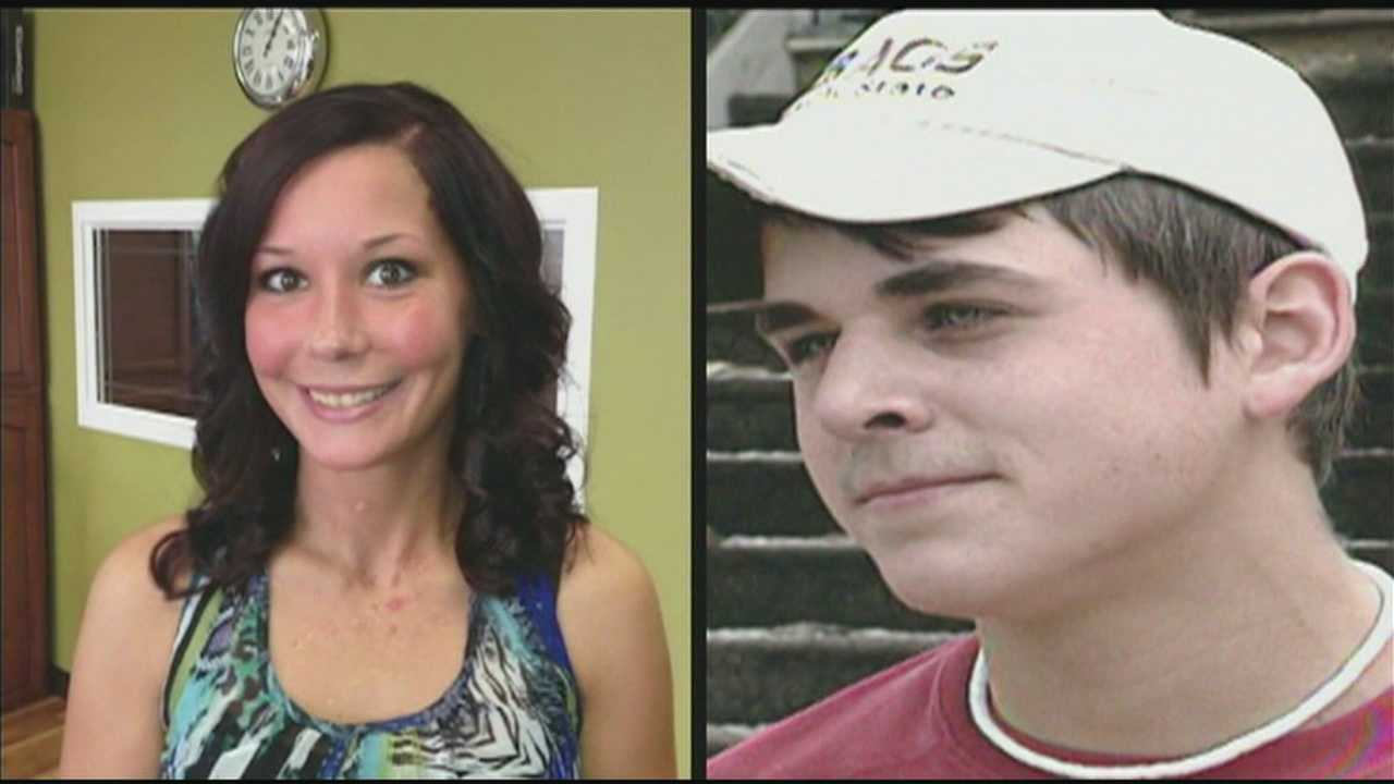 Couple found fatally shot in burned home