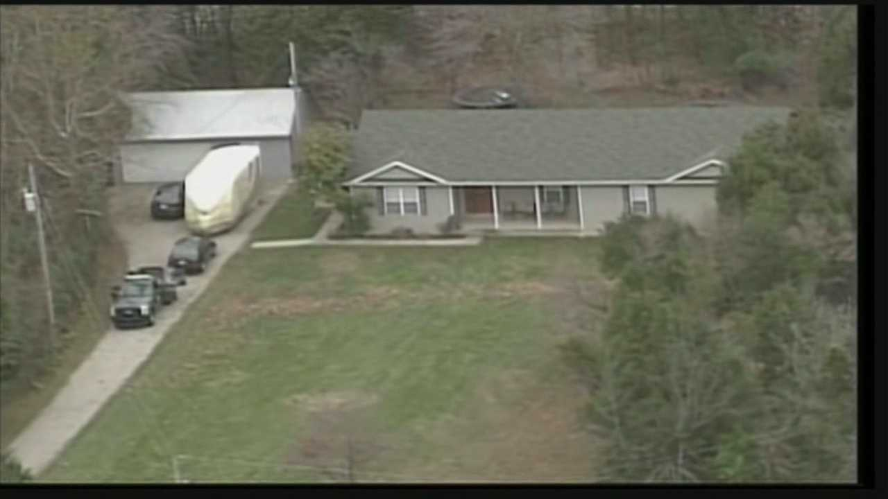 Kentucky State Police continue to investigate after three people were found shot to death at a home in Meade County.