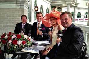 Kentucky Oaks 2013