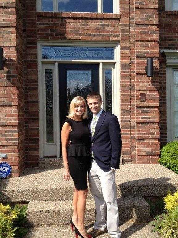 Vicki and Jonathan