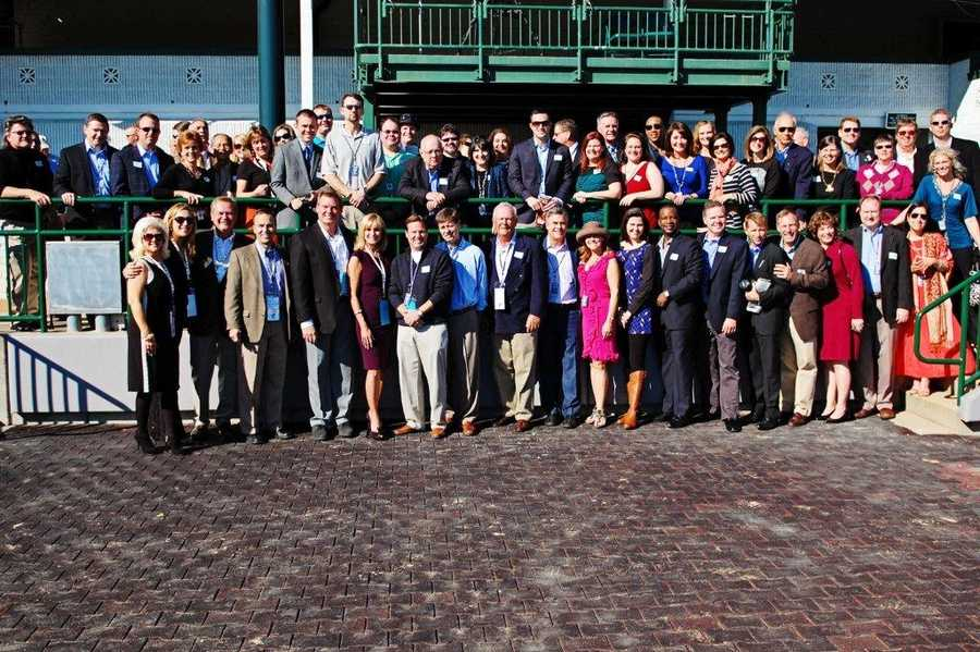 The WLKY 50th Reunion at Churchill Downs