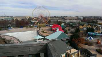 Kentucky Kingdom in November 2013