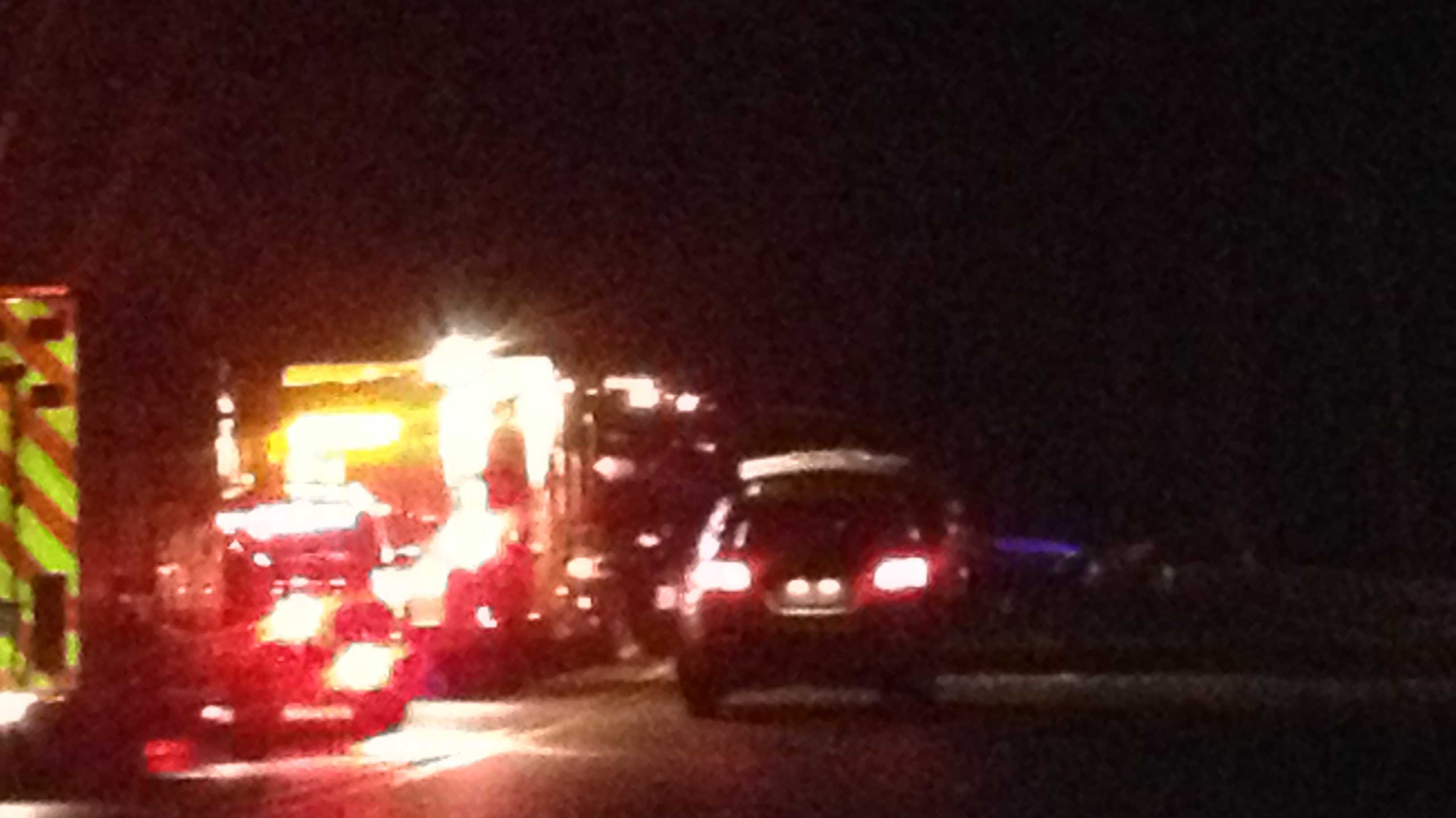 Clark County Crash