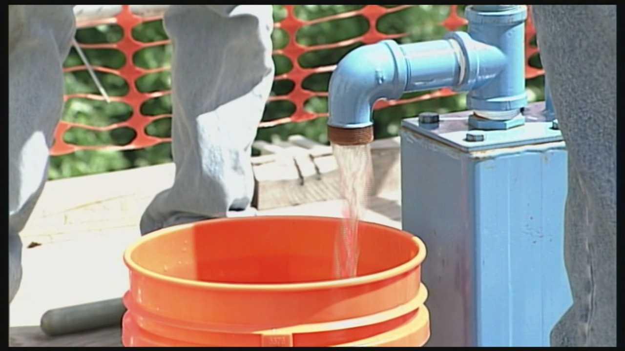 A group of volunteers left Louisville for Kenya on Friday to repair broken water pumps.