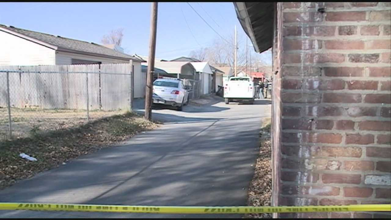 Family members speak out after a woman is found dead in a west Louisville alley.
