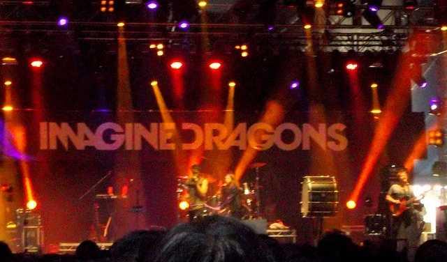 1. Radioactive - Imagine Dragons