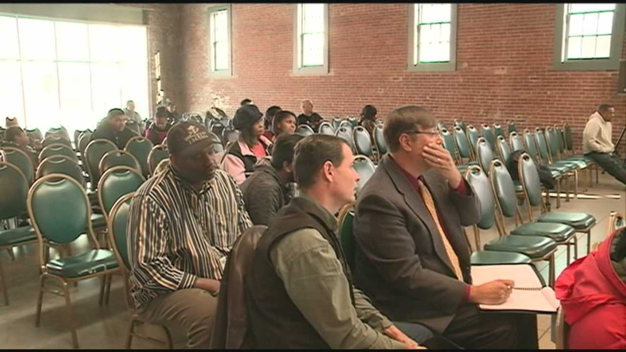 An event designed to stop violence in Louisville took place over the weekend.