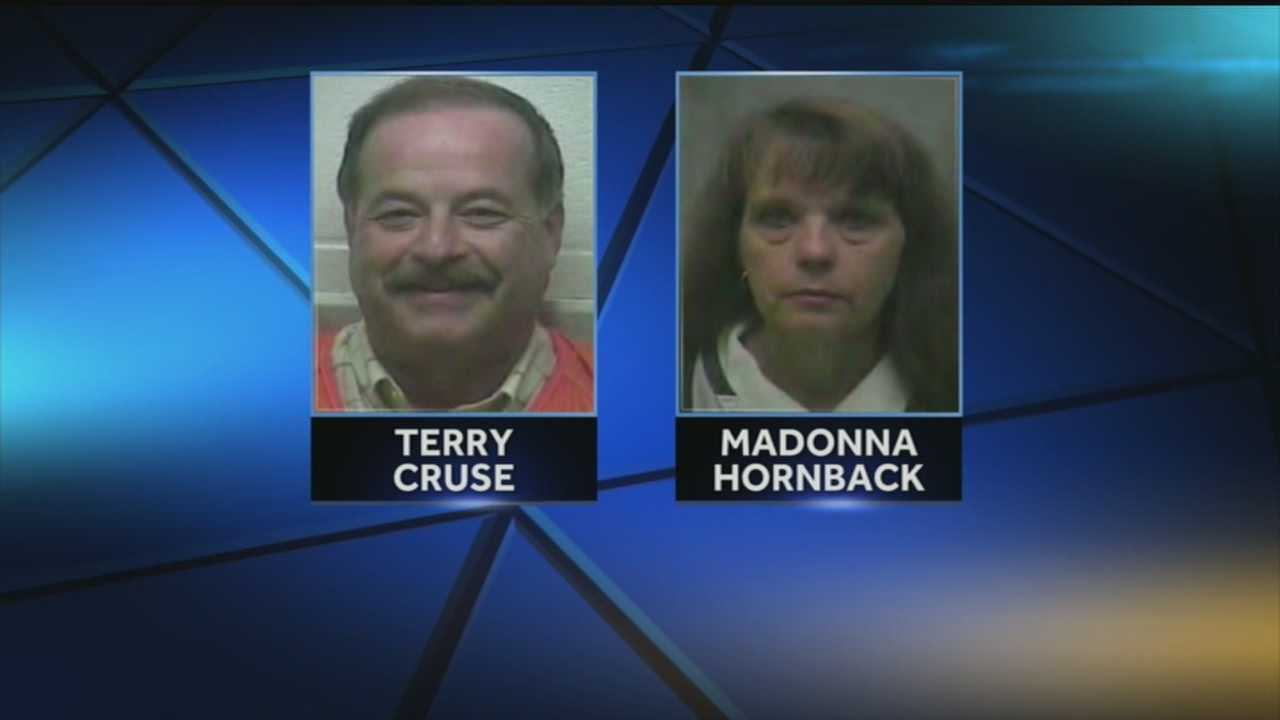 The Hodgenville mayor and city clerk have been arrested.