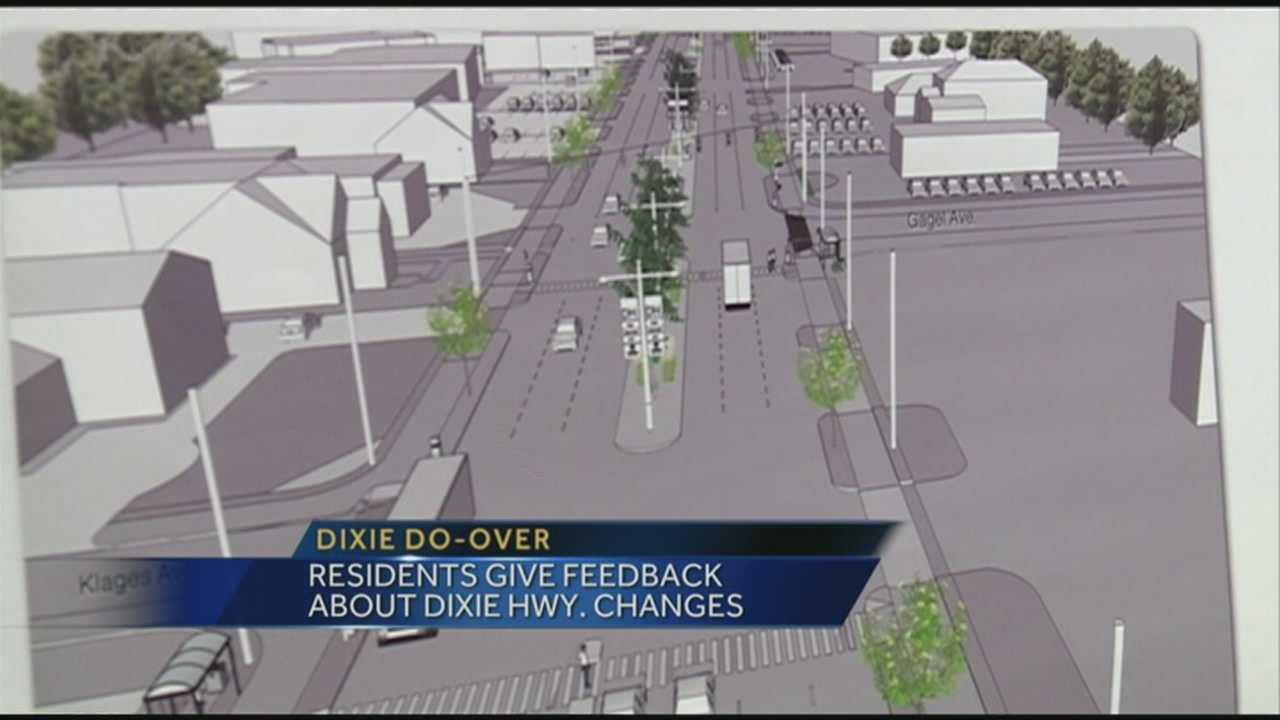 The project to give Dixie Highway a makeover has moved one step closer to becoming a reality.
