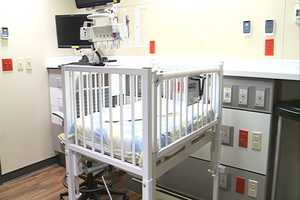The third phase of renovations and expansion ofKosairChildren's Hospital's neonatal intensive care unit was unveiled on Monday.