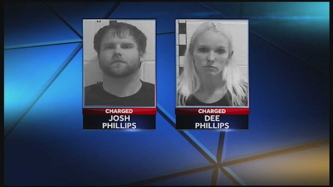 A Shelby County couple is accused of extorting a Taylorsville police officer.