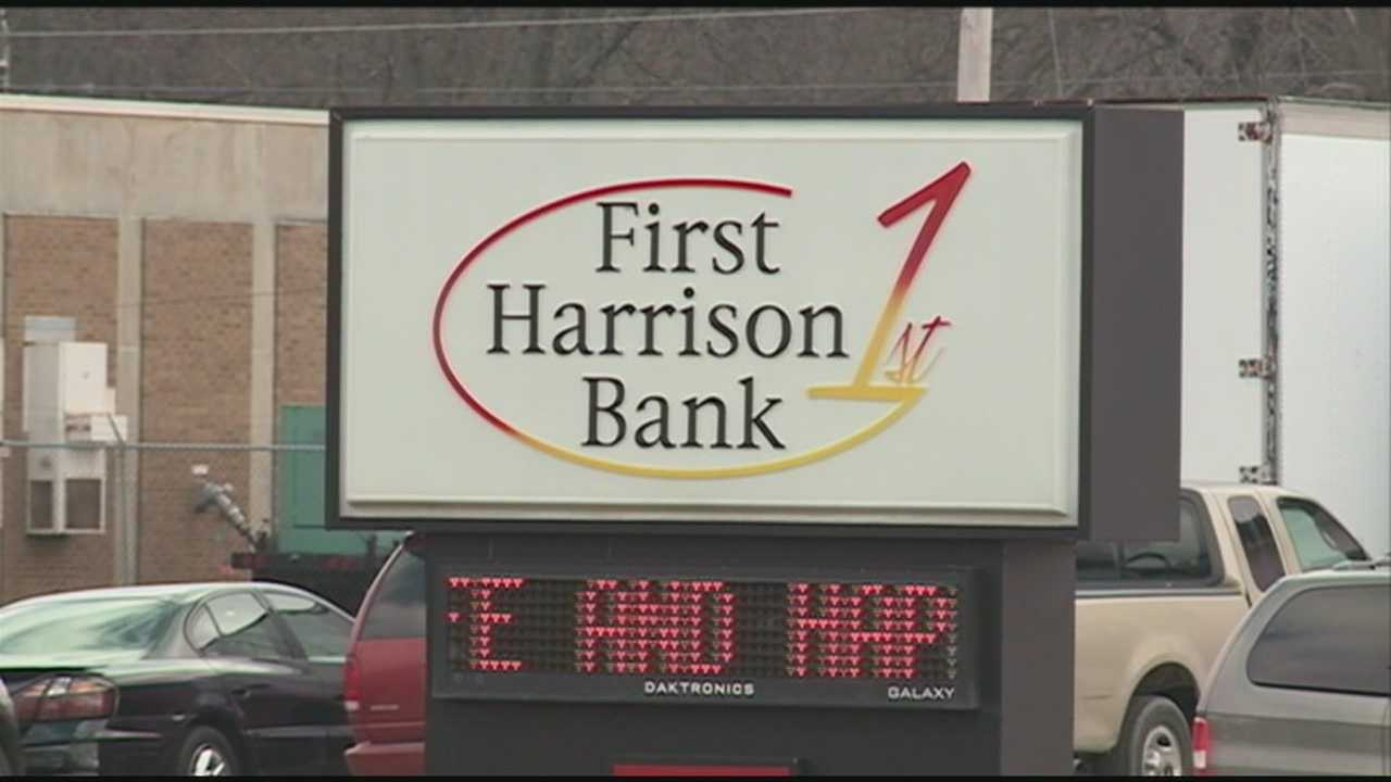 A woman is accused of robbing a bank she worked at for 25 years.