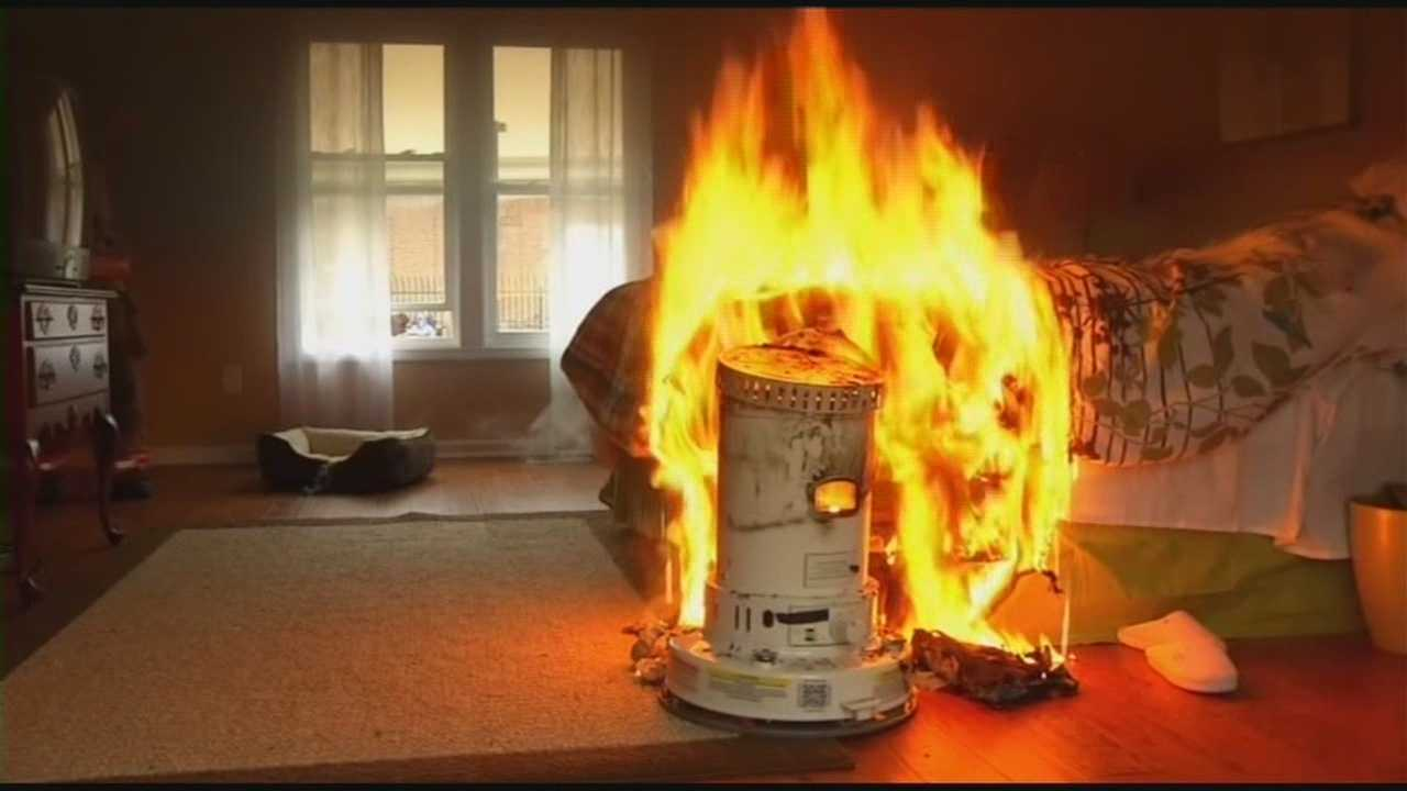 Firefighters urge caution, following instructions when using space heaters