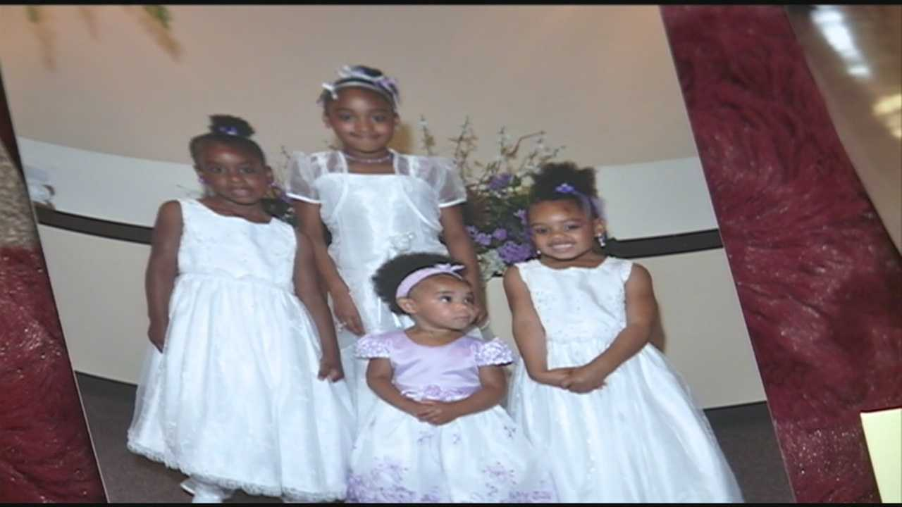 Grandmother of kids killed in fire speaks to WLKY