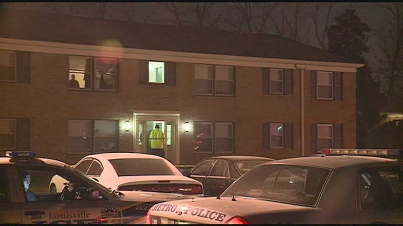 Police investigate Louisville's first homicide of 2014