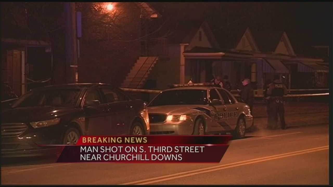 Third Street shooting