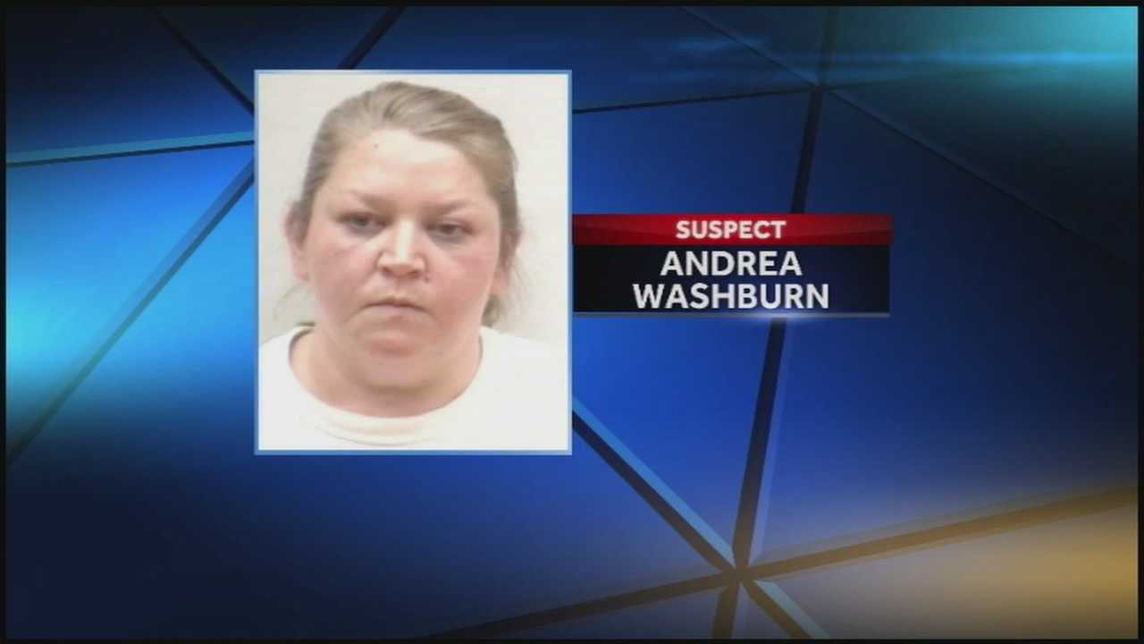 Police arrest a woman they say was stealing from purses at a southern Indiana church.