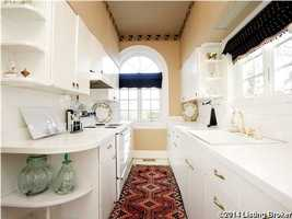 Private kitchenette for guest.