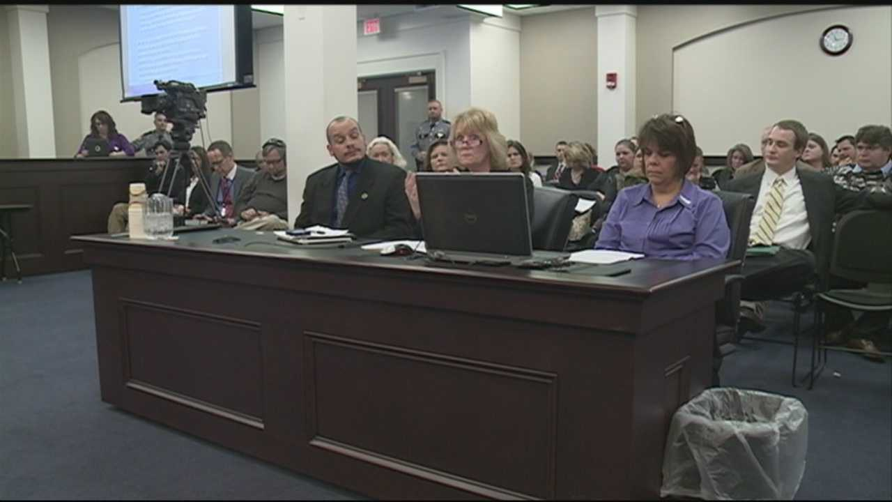 A senate committee took up the debate on legalizing medical marijuana Wednesday in Frankfort.
